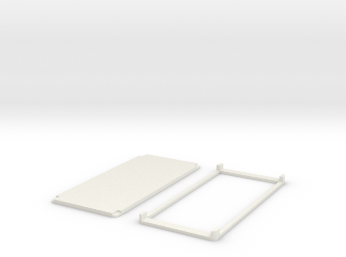 PAPERPROTO-Galaxy Note8 3d printed