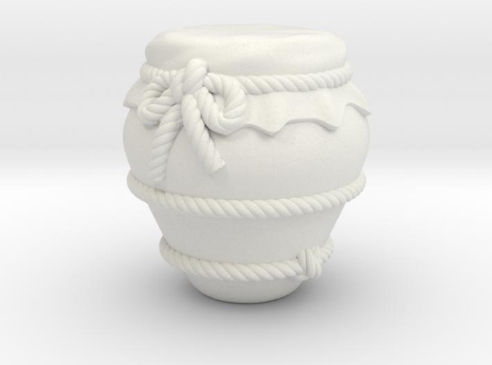 Jar C 3d printed