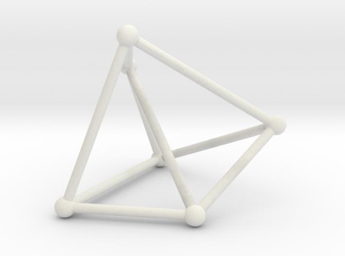 Thomsen graph 3d printed