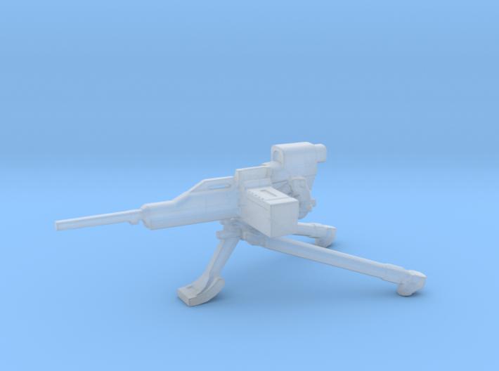 XM312 sentry gun / turret 3d printed