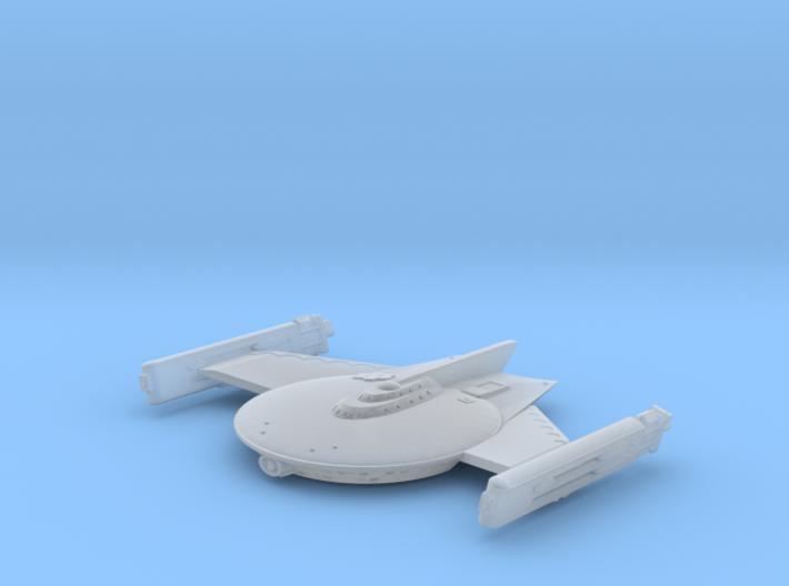 Star Empire Martial Eagle Heavy Cruiser 3d printed