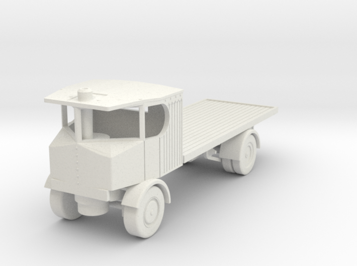 v-76-sentinel-steam-lorry-1 3d printed