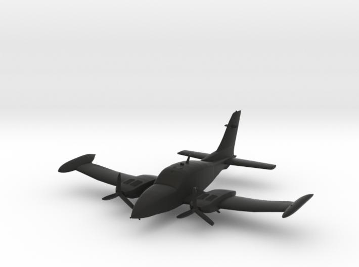 Cessna 310 3d printed