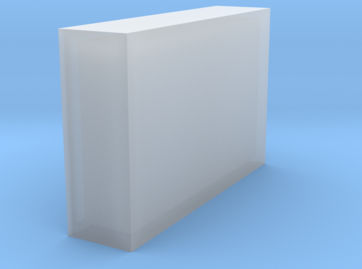 Service Bed Cabinets 3d printed