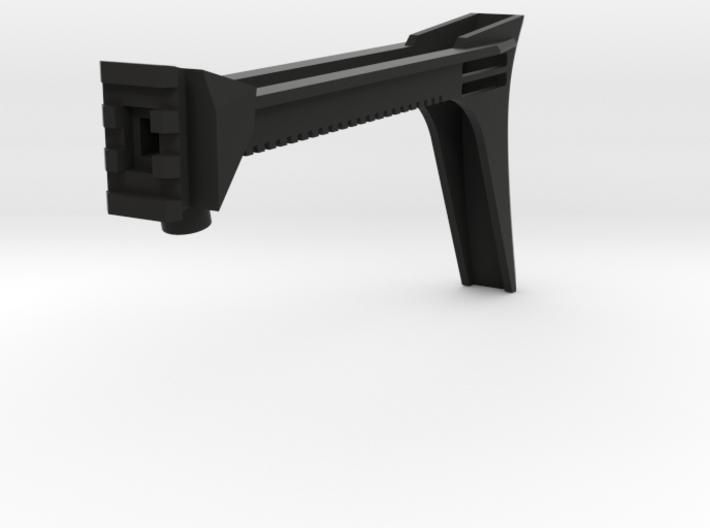 Anarchy Hybrid Shoulder Stock 3d printed