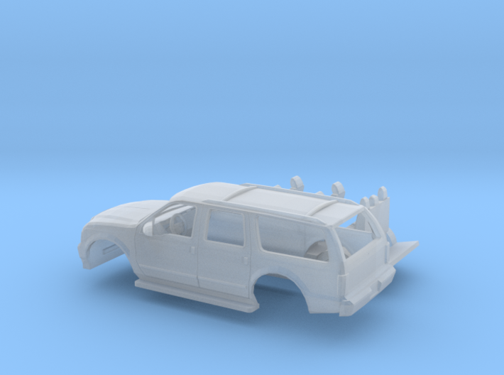 1/160 2000-04 Ford Excursion Kit 3d printed