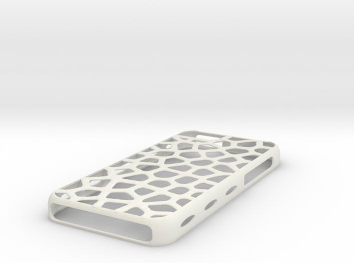 "case iphone 5c ""leopard"" 3d printed"