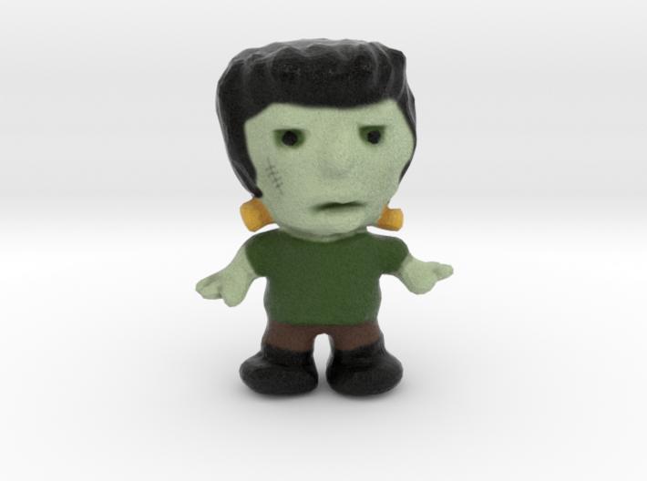 Frankenstein Figurine 3d printed
