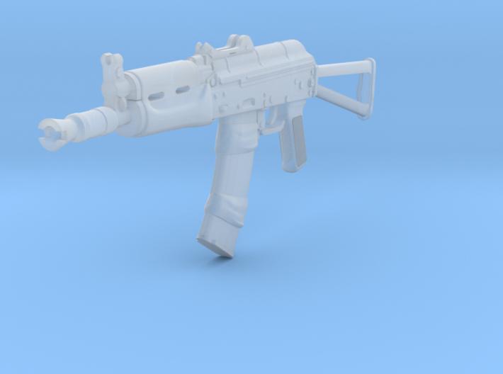 1/12th KS-74u 3d printed