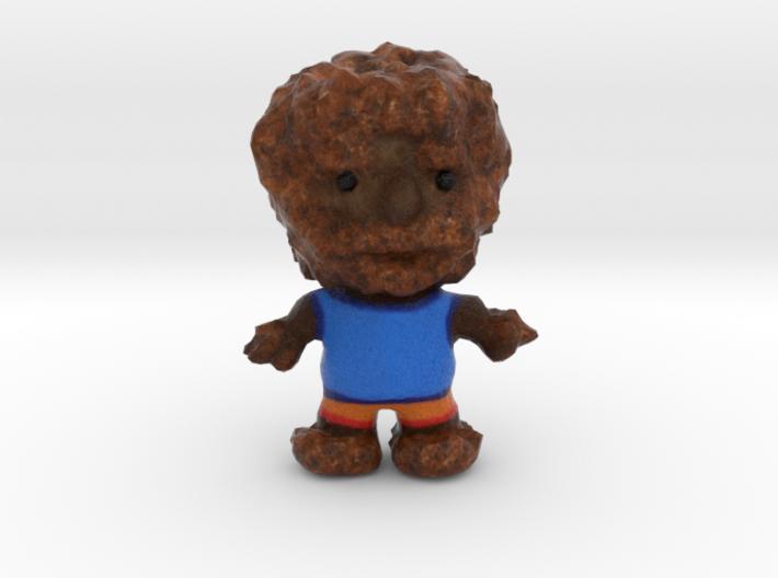 Wolfman Figurine 3d printed