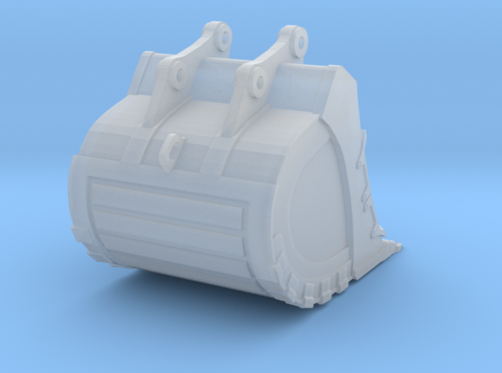 45 Ton Extreme Duty Bucket 3d printed