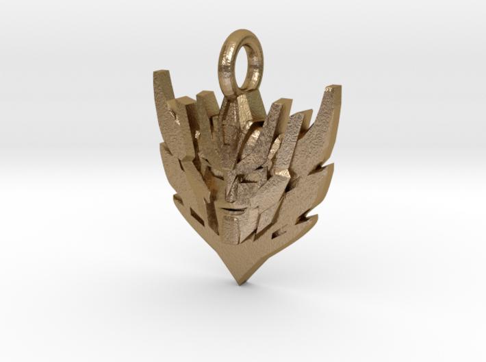 Rodimus Star Badge/Pendant 3d printed