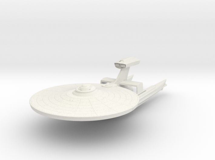 2500 Conelly class 3d printed