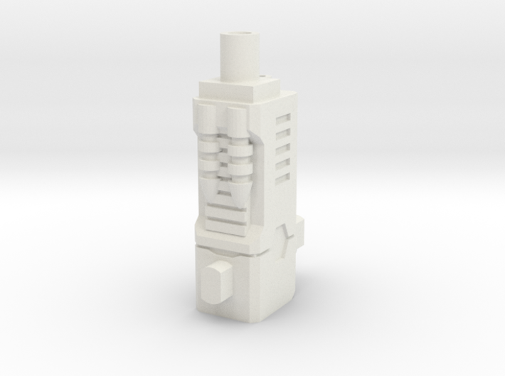TF CW Streetwise Slim Car Cannon Adapter 3d printed