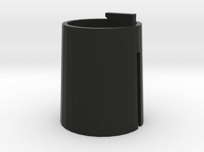 Roland BOSS 6mm Knob Outer Shell (1/2) 3d printed