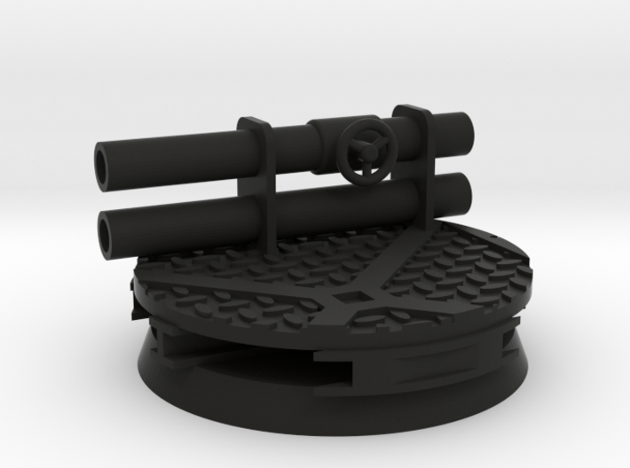 Industrial base 40 mm #2 3d printed