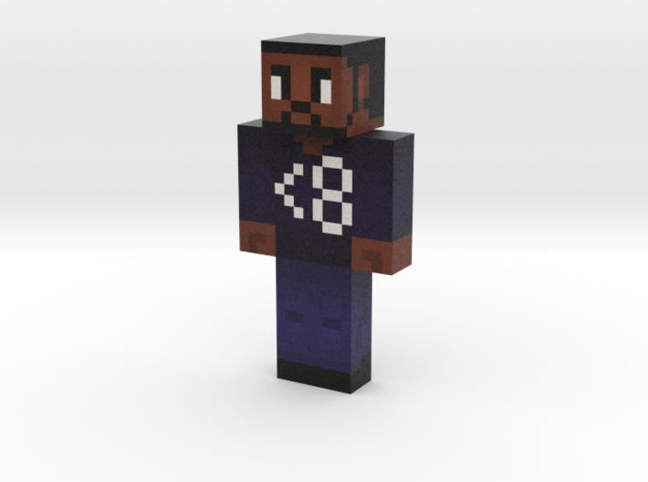 1540164171400 | Minecraft toy 3d printed