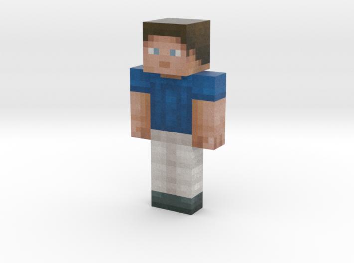 badaddy | Minecraft toy 3d printed