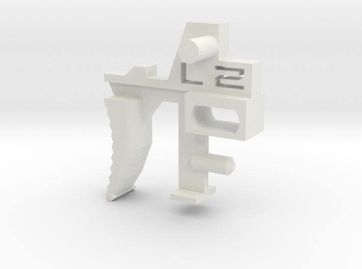 Stampede Trigger Tactical Trigger 3d printed