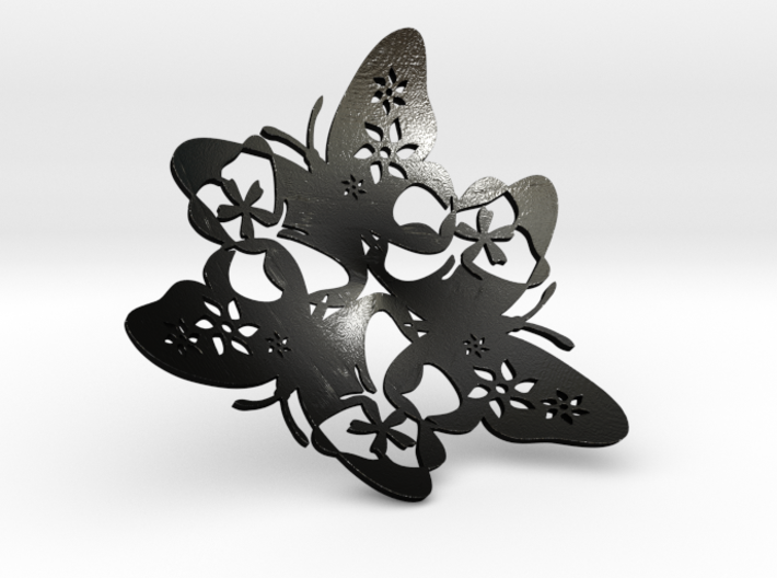 Butterfly Bowl 1 - d=32cm 3d printed