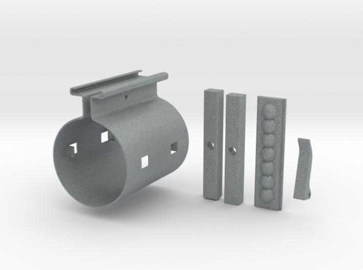 Graflex Clamp 3d printed