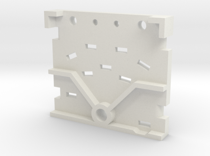 plastic base v1.1 3d printed