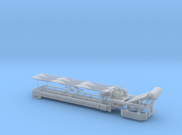 1/87th Dual Belt Conveyor 3d printed