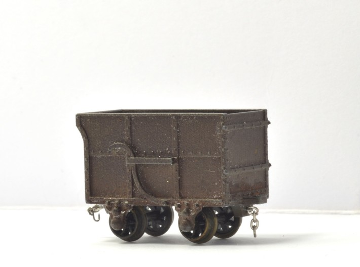 3x FR Dandy wagons 3d printed