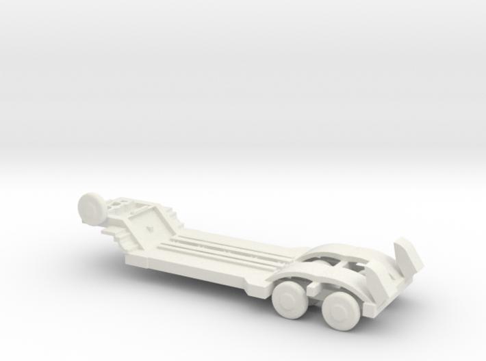 1/200 Scale M18 Dragon Wagon Trailer 3d printed