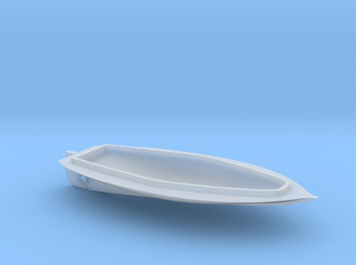 HObat03 - Small boat 3d printed