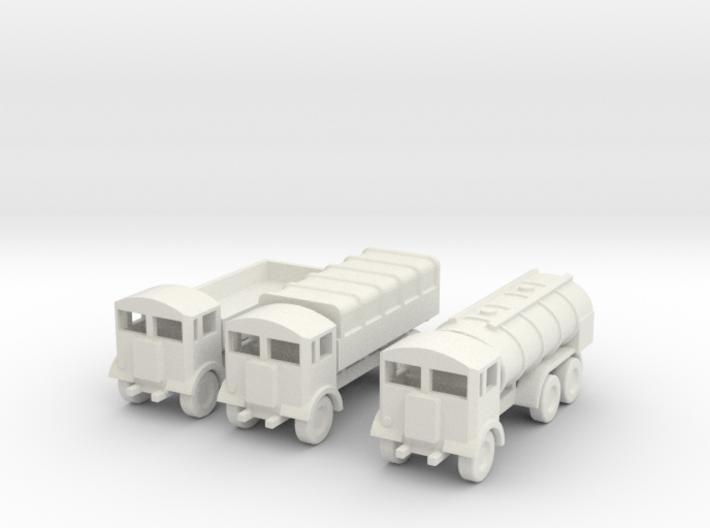 1/200 Scale AEC Matador Set Of 3 3d printed