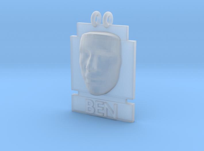 Cosmiton P Ben Affleck 25 mm 3d printed