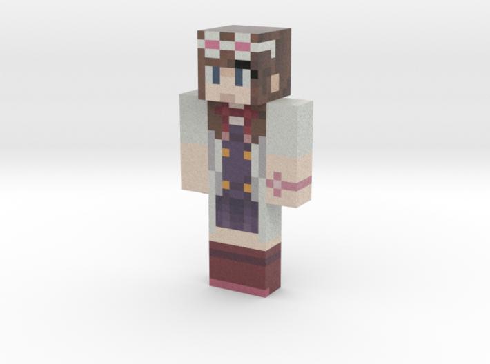 MeliaTheMuffin   Minecraft toy 3d printed