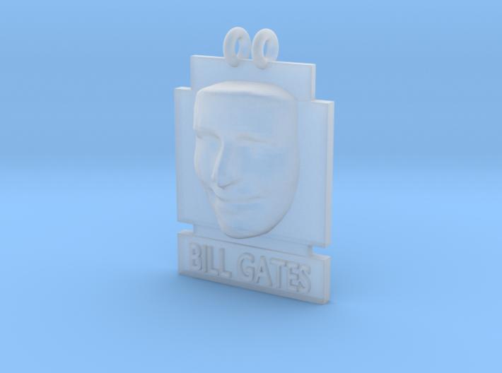 Cosmiton P Bill Gates 25 mm 3d printed