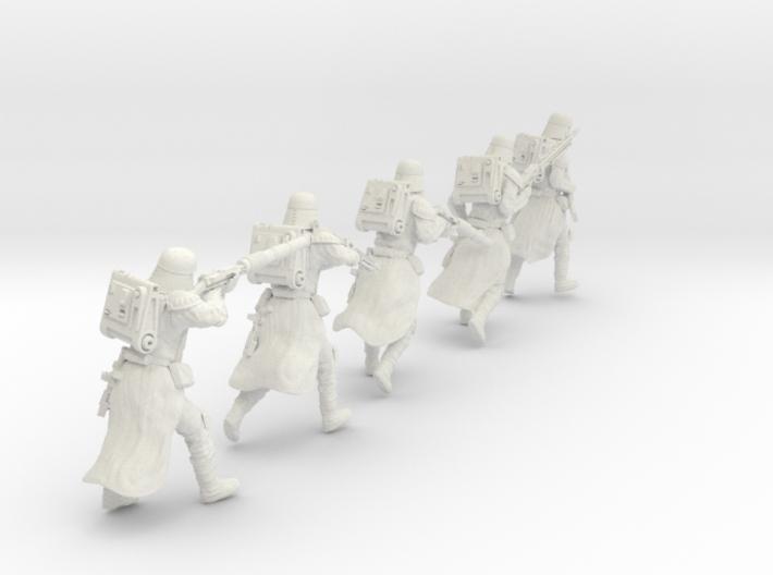 1/20 Sci-Fi Sardaucar Platoon Set 201-05 3d printed