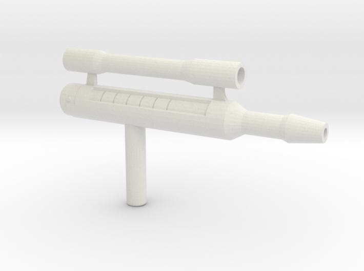 Rage Winterchill Gun 3d printed