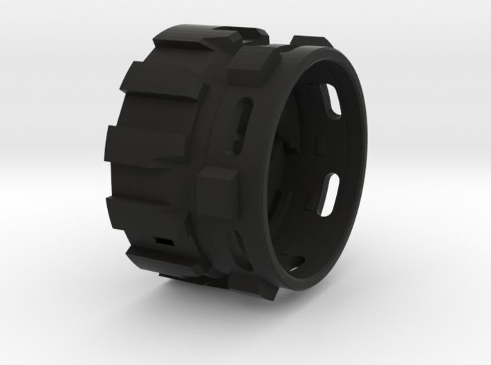 "7/8"" HILT NPXL Pogo Connector Holder LONG 3d printed"