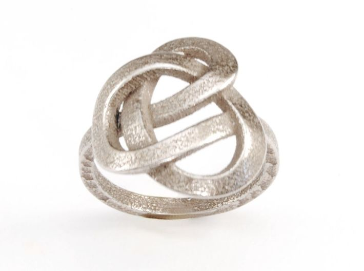 Infinity Love Ring (From $13) 3d printed