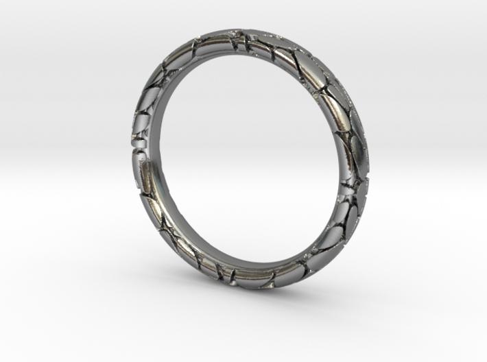 Wedding Ring Philharmonie 3mm 3d printed