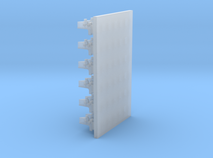 GWR Calling On Lamp And Bearing Bracket PRINT 3d printed
