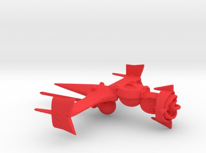 """Cowboy Bebop"" Swordfish II Ship 3d printed"