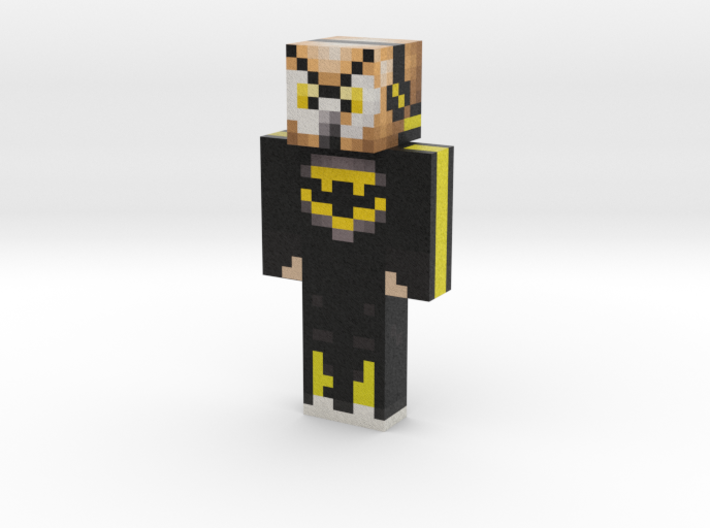 SkinseedSkin_1542504183123 | Minecraft toy 3d printed