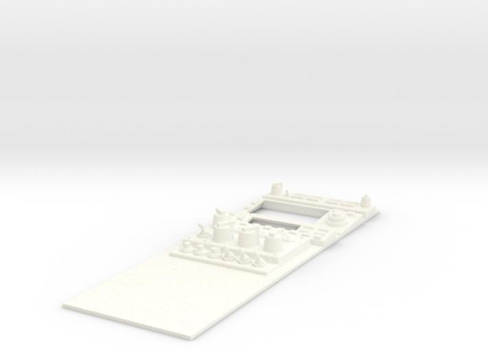 1.3 SUKHOI COCKPIT (A) 3d printed