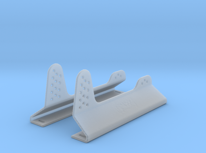 Race Seat Anchoring Kit - Type 1 - 1/12 3d printed