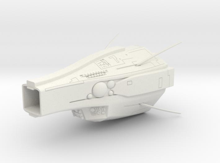 LOGH Empire Skirnir 1:3000 (Part 2/2) 3d printed