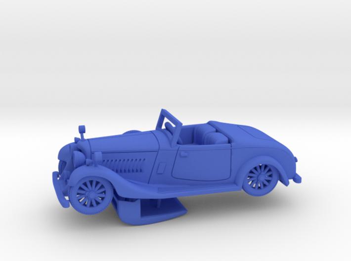 Bentley 1930 4,5L 1:56 3d printed