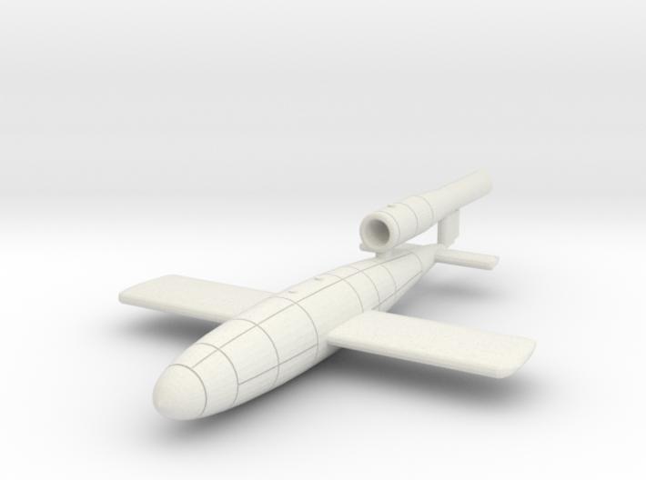 V-1 flying bomb Fieseler Fi 103 3d printed