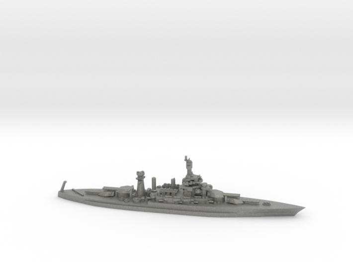 US Colorado-Class Battleship 3d printed