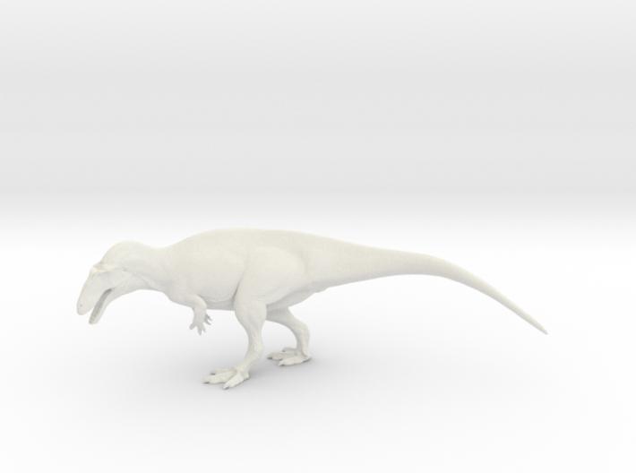 Acrocanthosaurus - 1/40 scale 3d printed