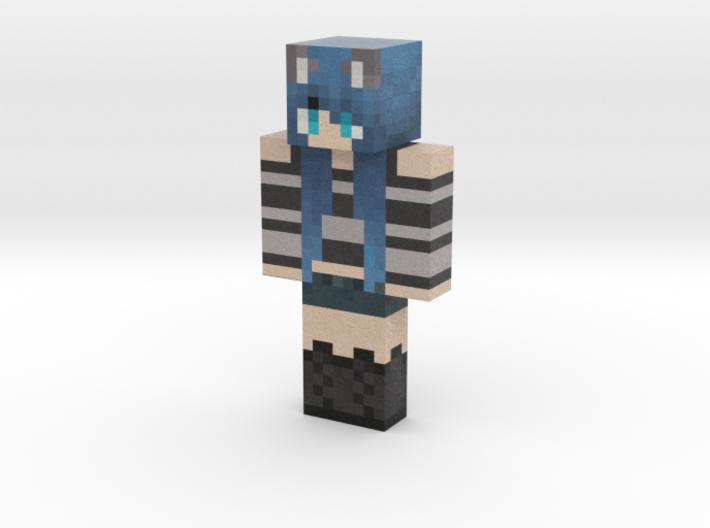 Aj_OhGaming | Minecraft toy 3d printed